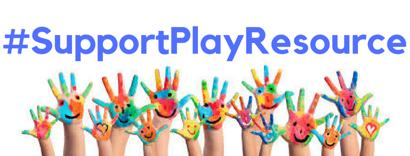 #SupportPlayResource