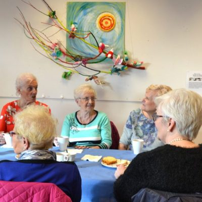 'Ticket to Ride' – Play Resource Arts Project with Older People