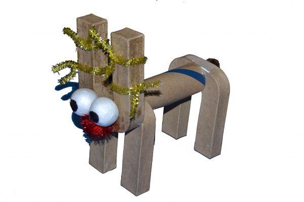 Reindeer from U Letters