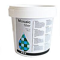 Mosaic Black Filler150