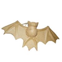 Bat 10cm Papier Mache