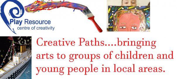 Banner Creative Paths