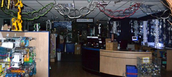 Lg Christmas Shop